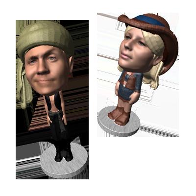 3D Interactive Fun
